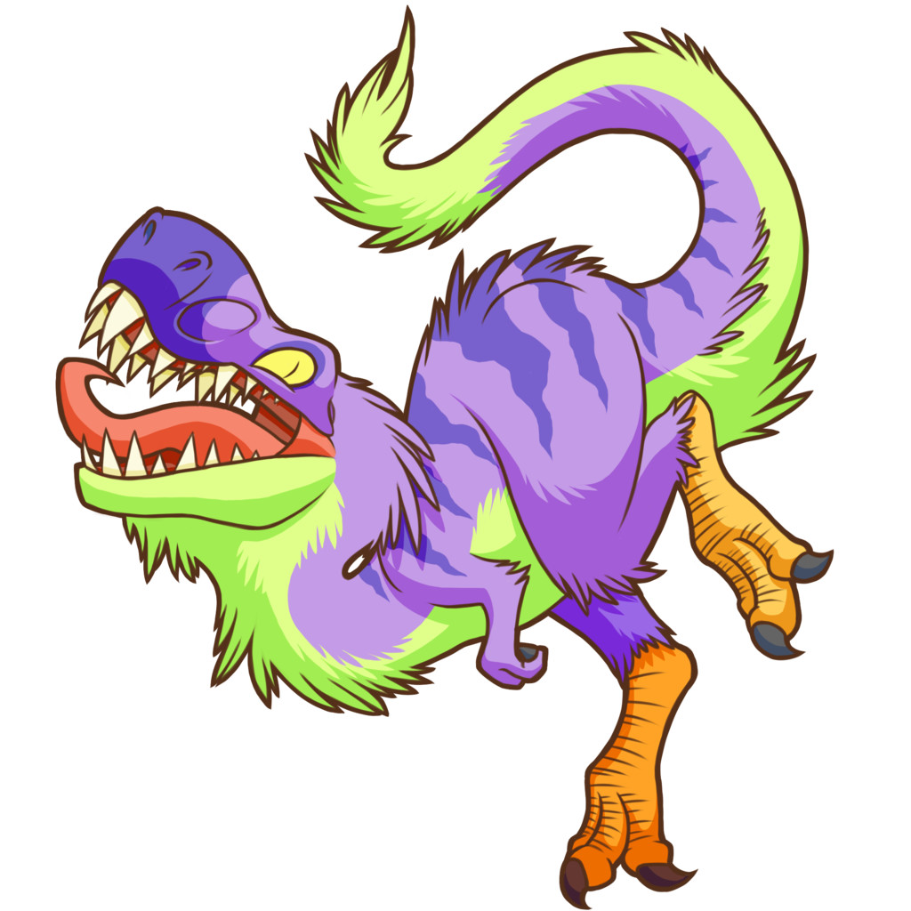 Chloe mccann purple rex