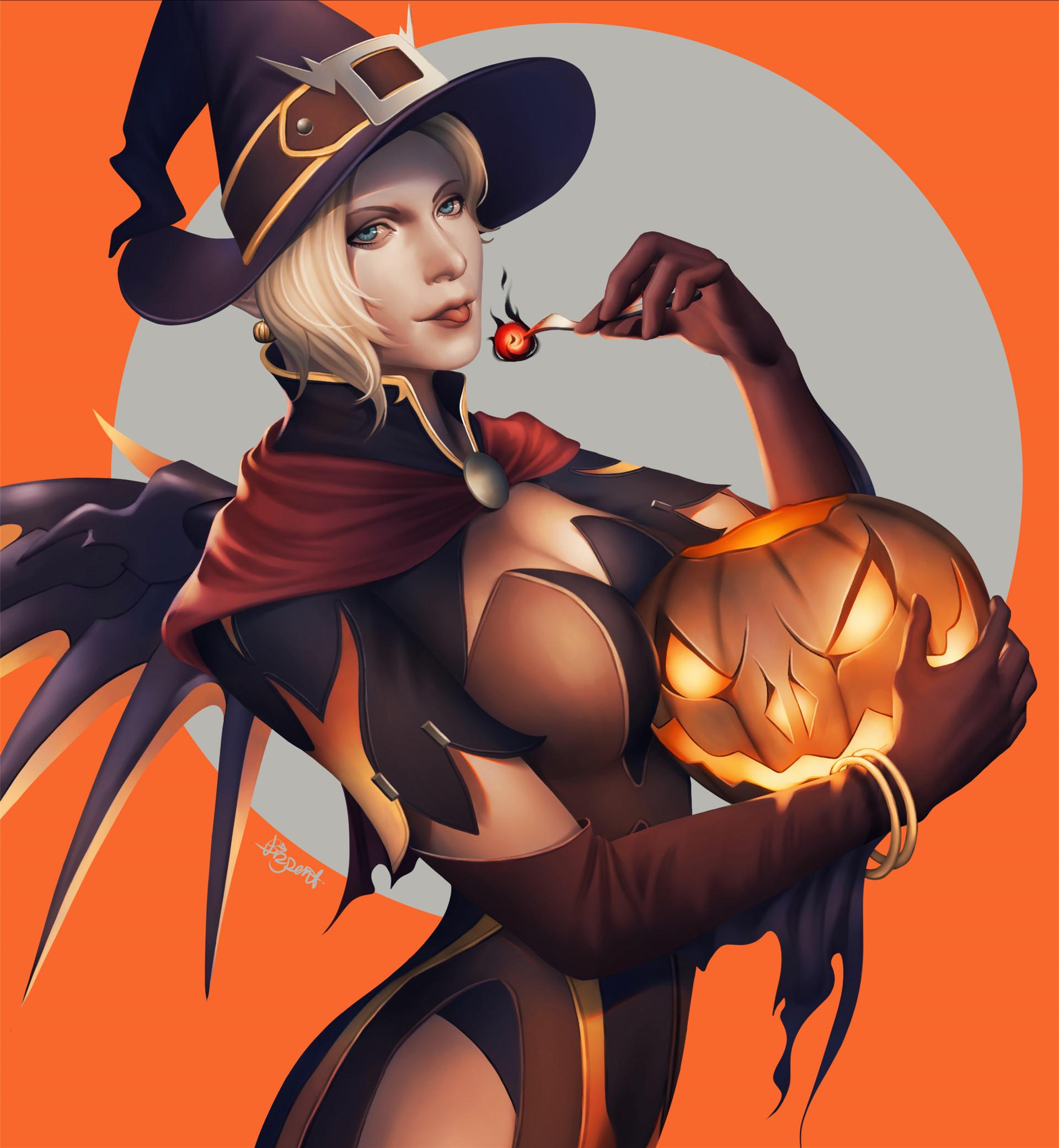 ArtStation - Halloween, SZ Pentaloid