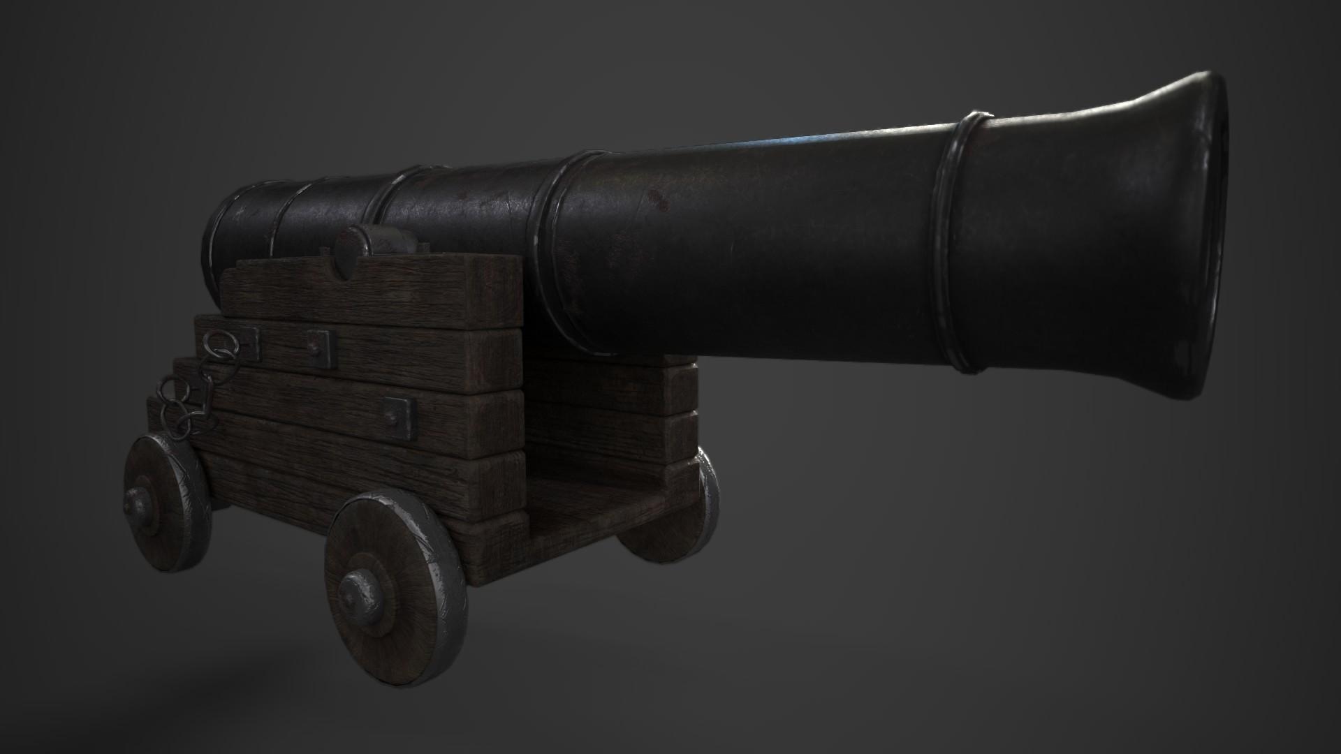Philipp schmidt cannon 1