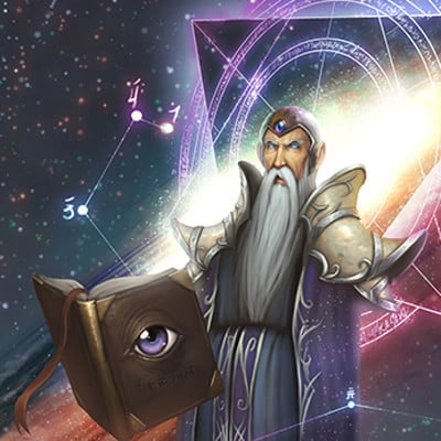 Bruno cesar cosmic archmage