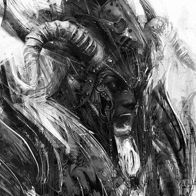 Murat gul barbarian by muratgul