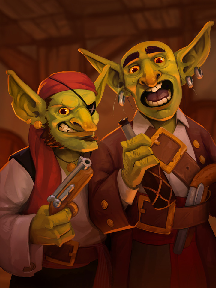 Dylan eurlings pirate goblin final