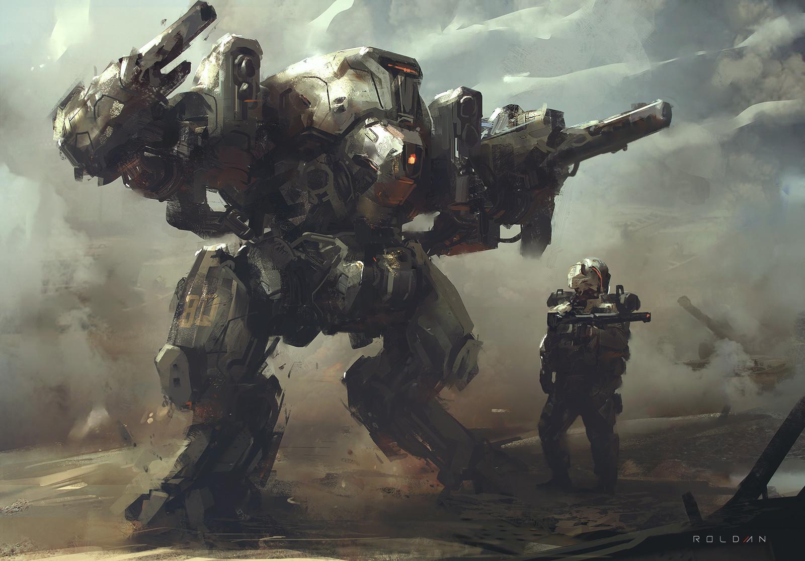 War - Robot