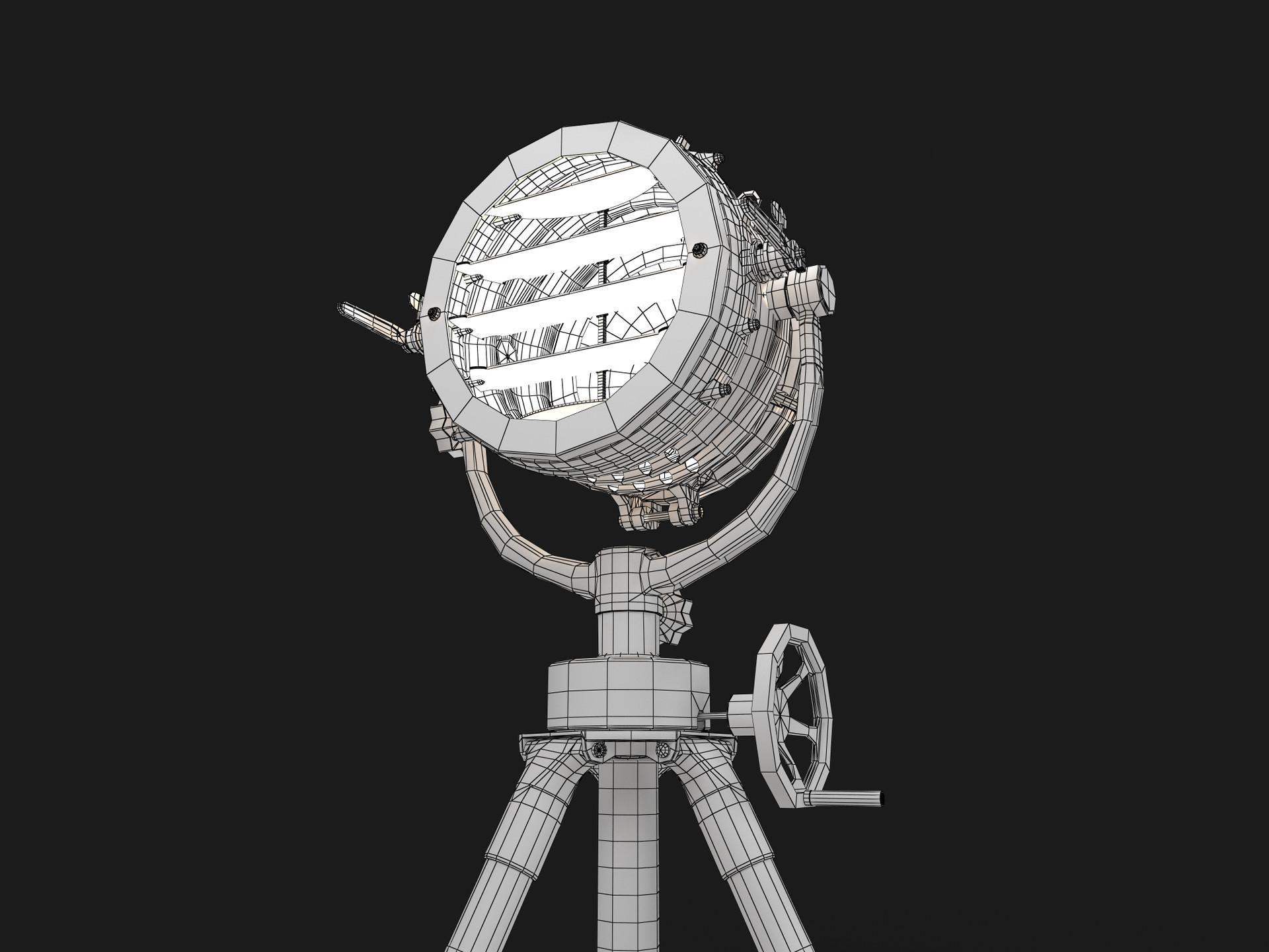Royal master sealight floor lamp - Vladislav Dimant Eich Rgb Color Edge0000