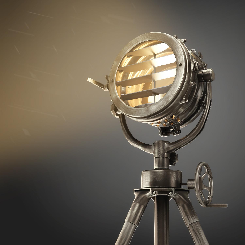 Royal master sealight floor lamp - Eichholtz Floor Lamp Royal Master Sealight