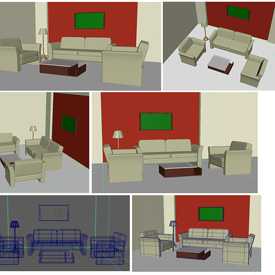 Rajesh sawant sofa set