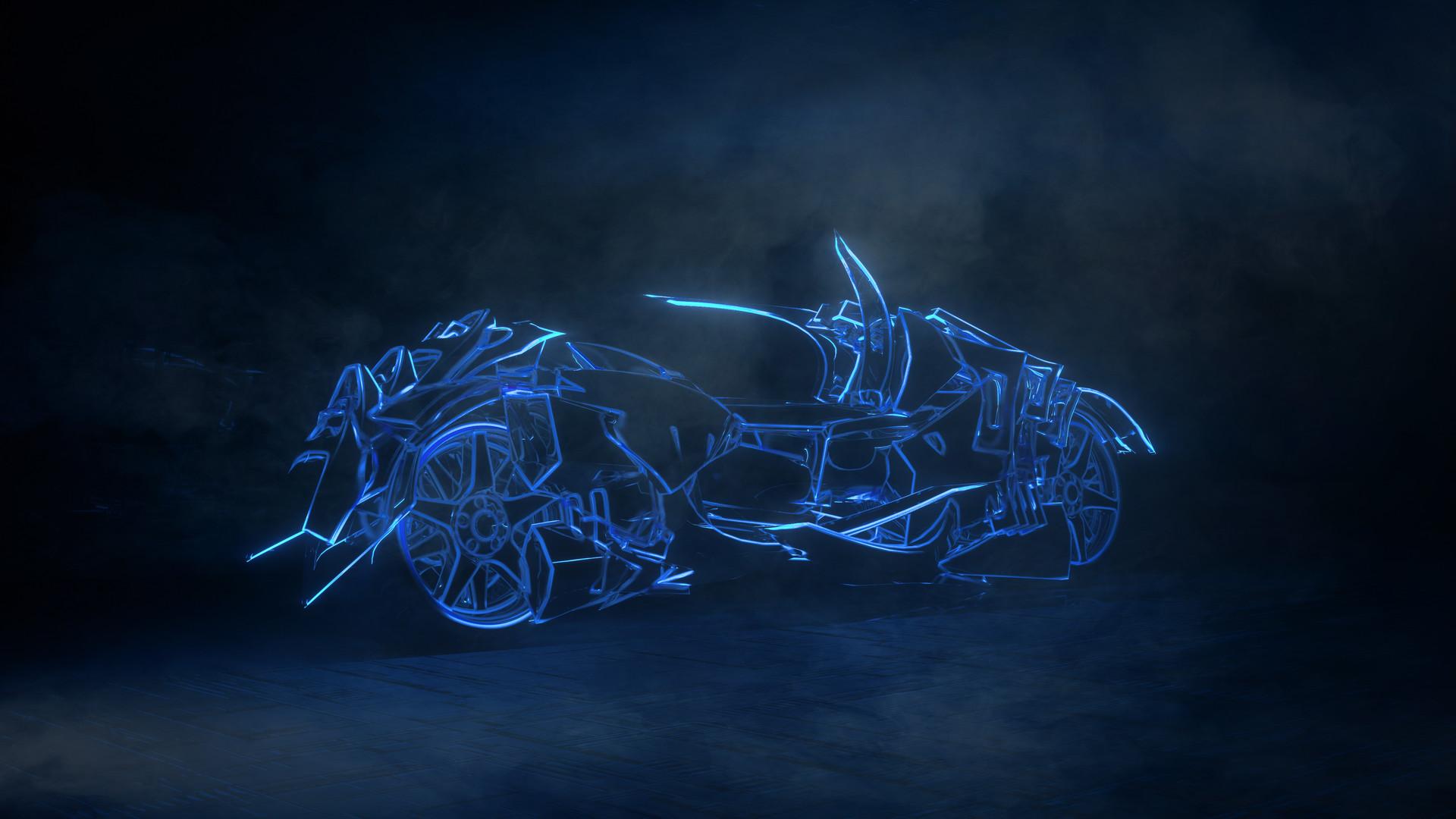 Kresimir jelusic robob3ar 398 141116 crs 14 corvete bike tron version kv ps