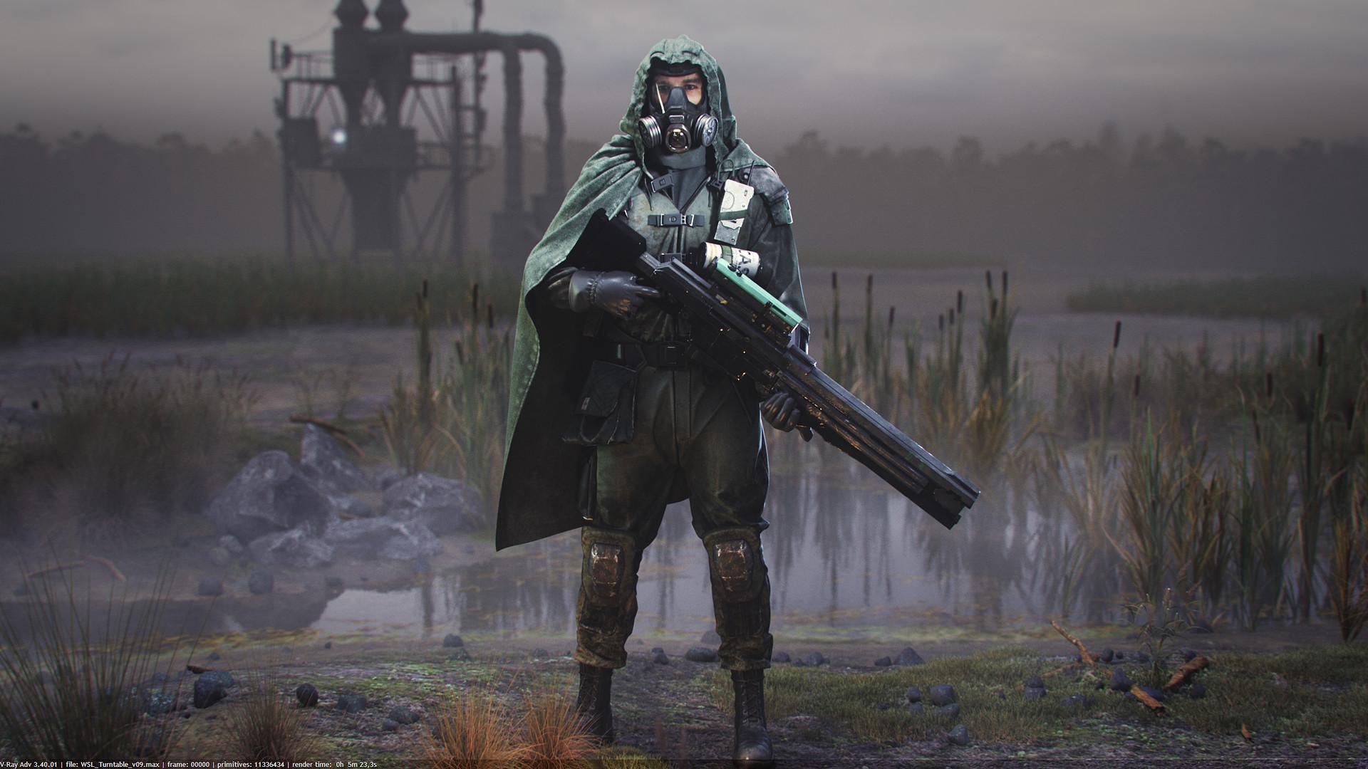 Artem artificial soldier v28