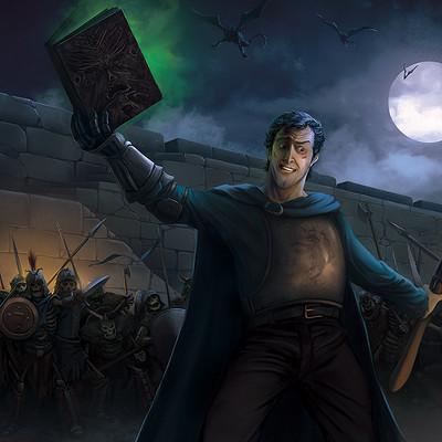Jacopo schiavo l armata delle tenebre resized