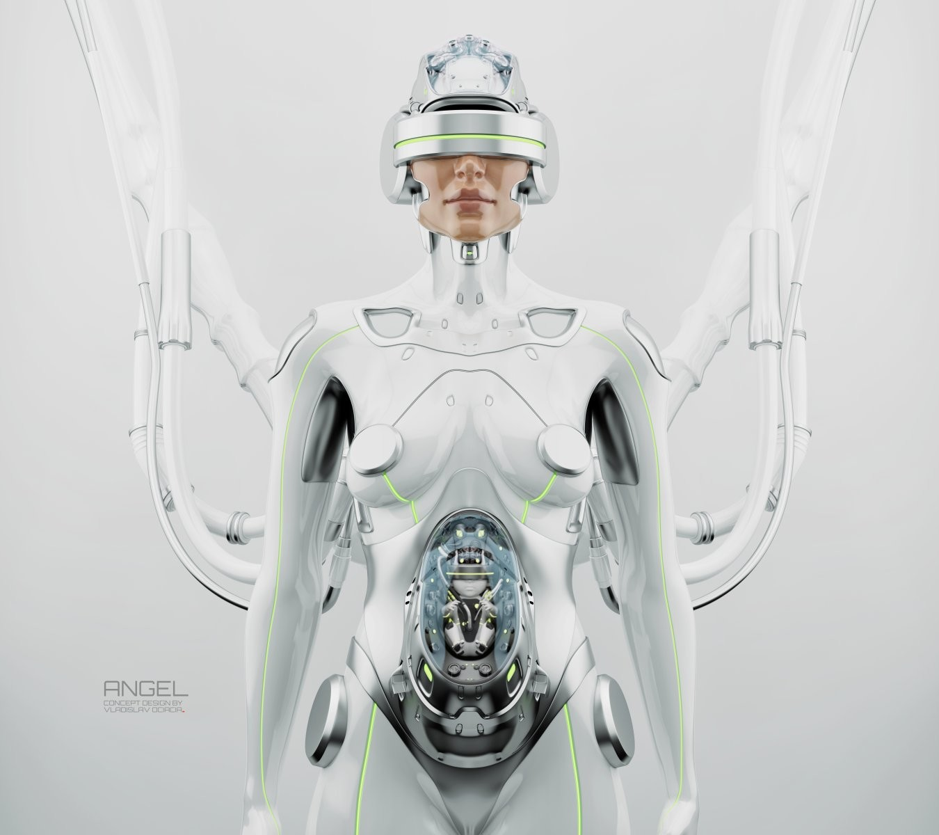 Vladislav ociacia robot woman 11
