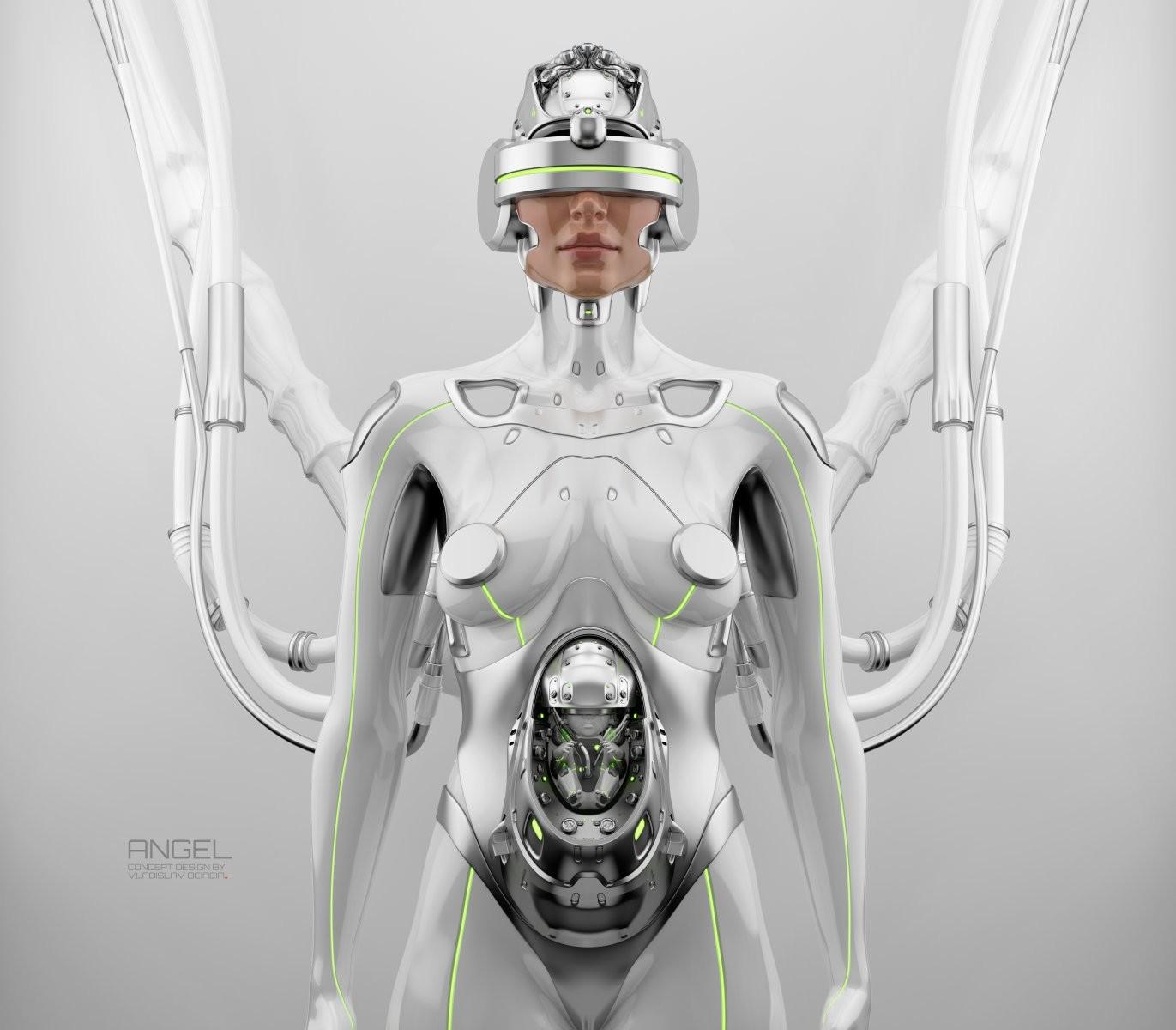 Vladislav ociacia robot woman 12