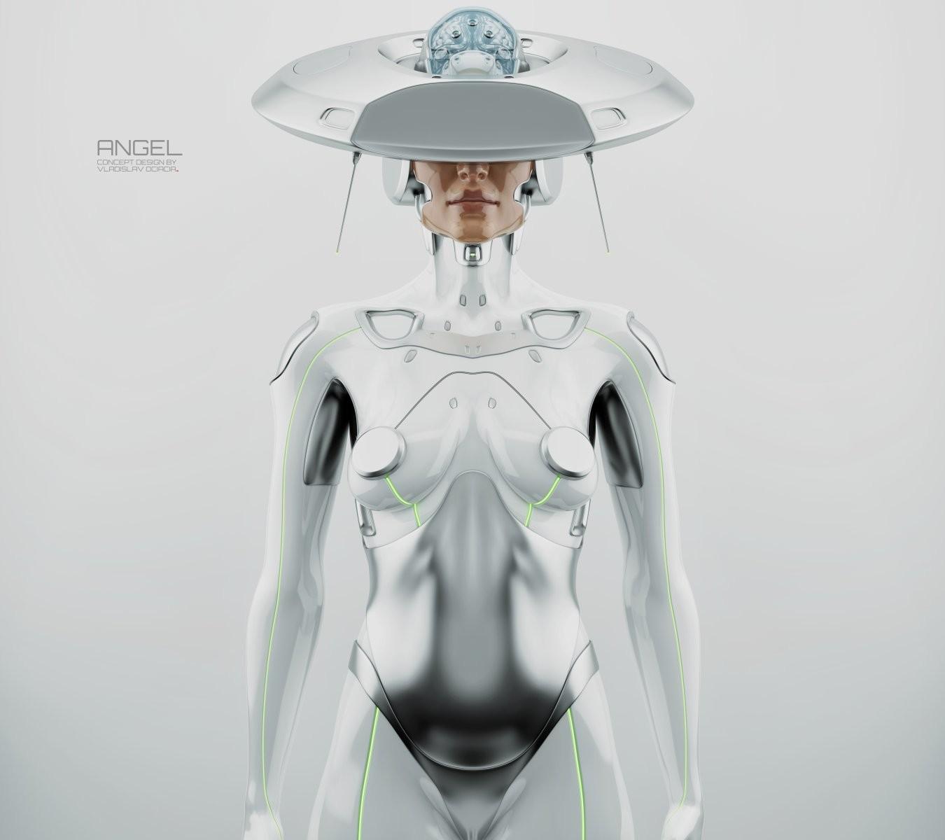 Vladislav ociacia robot woman 9