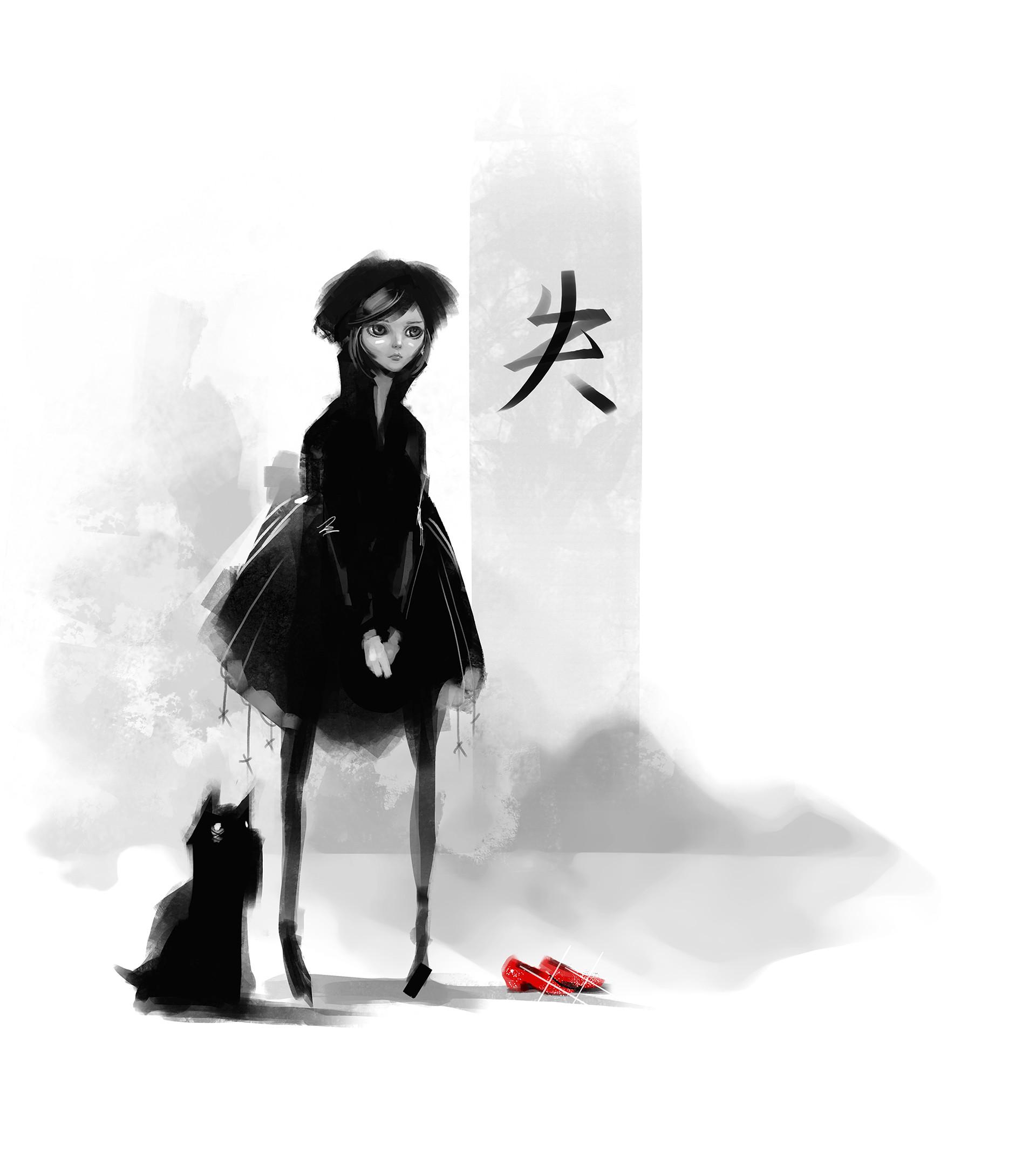 Rendy basuki doodle 12