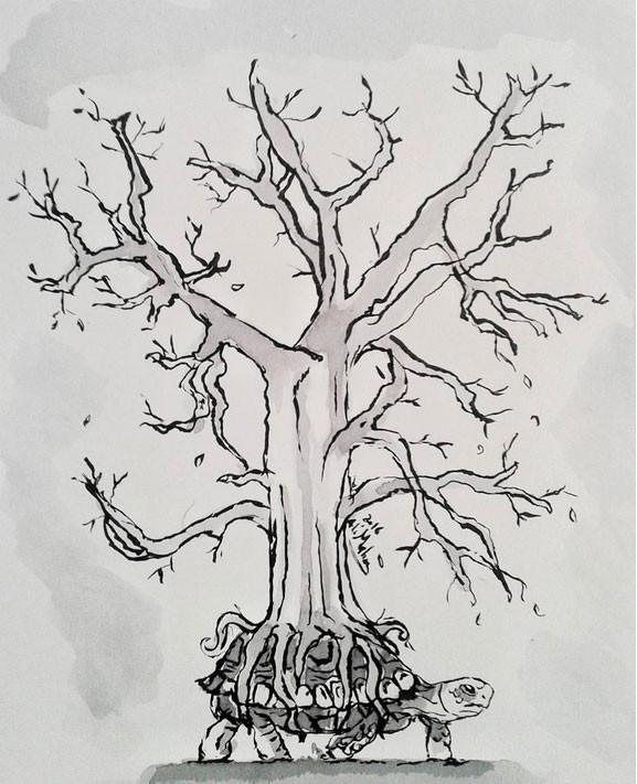 Ali maher 14 tree