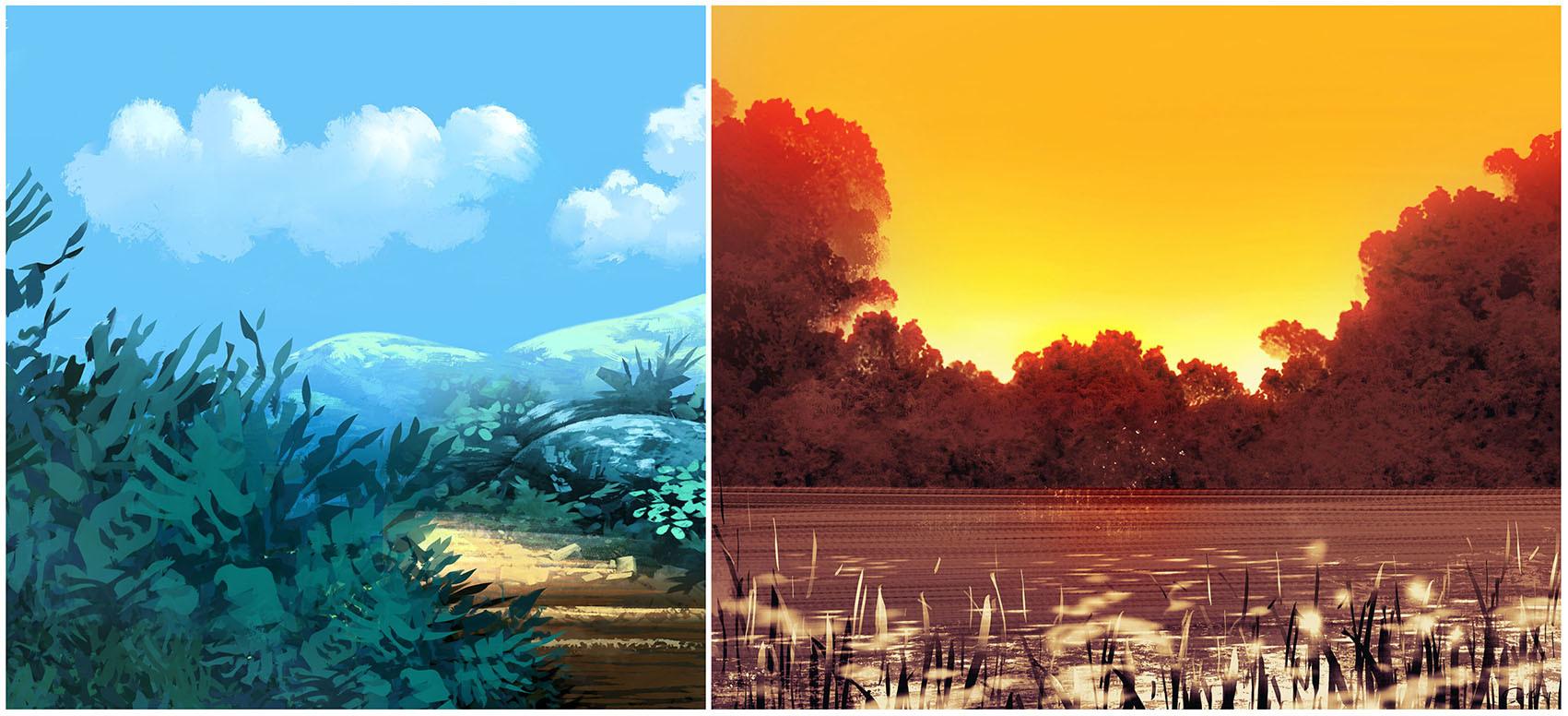 Emrullah cita miyazaki style