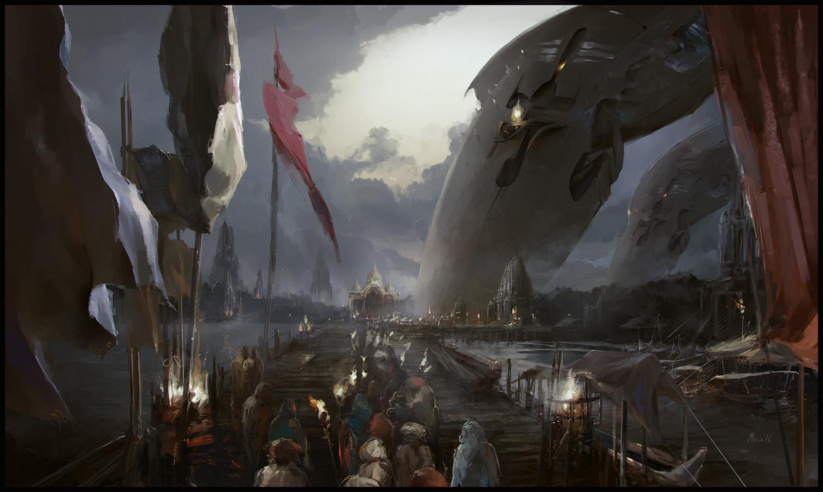 Shiva's Fleet