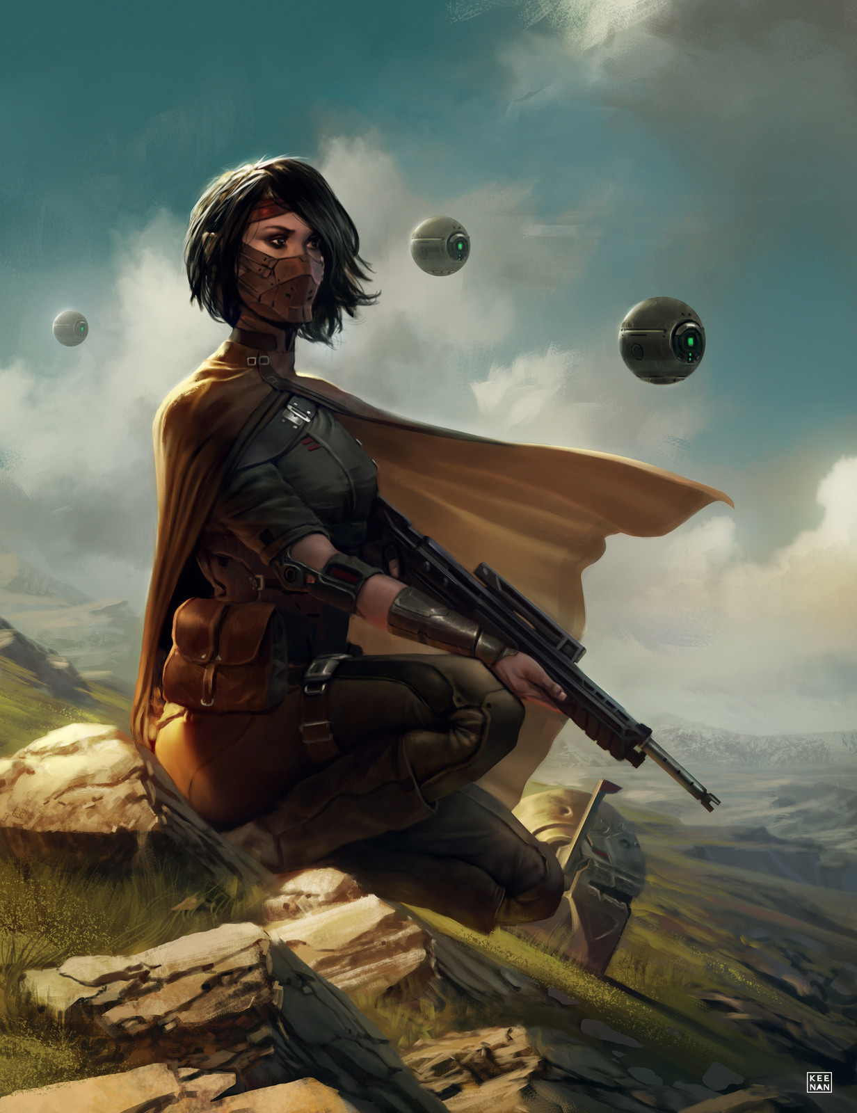Rogue Bounty Hunter