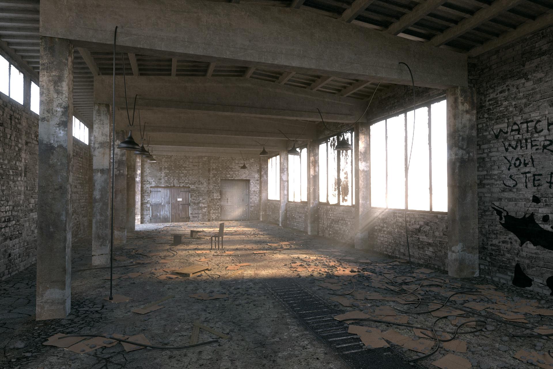 Aurelien Martel Old Warehouse Rendu V7