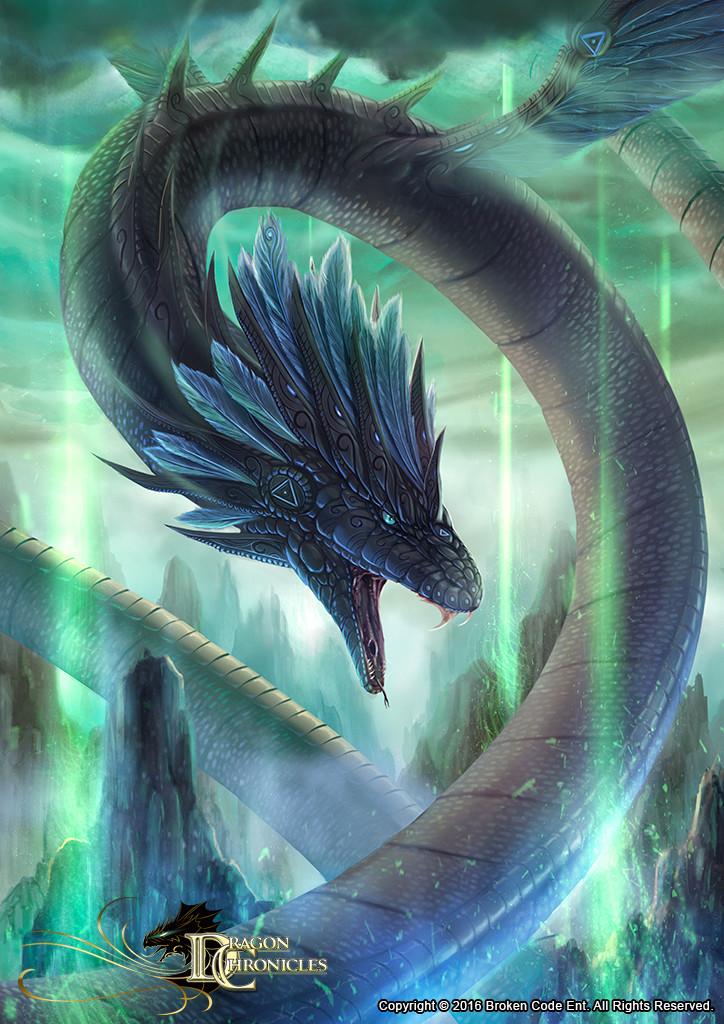 Quetzalcoatl - Dragon Chronicles
