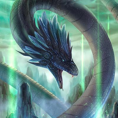 Robert crescenzio quetzalcoatl dc dtf robertcrescenzio by robertcrescenzio damlgyr
