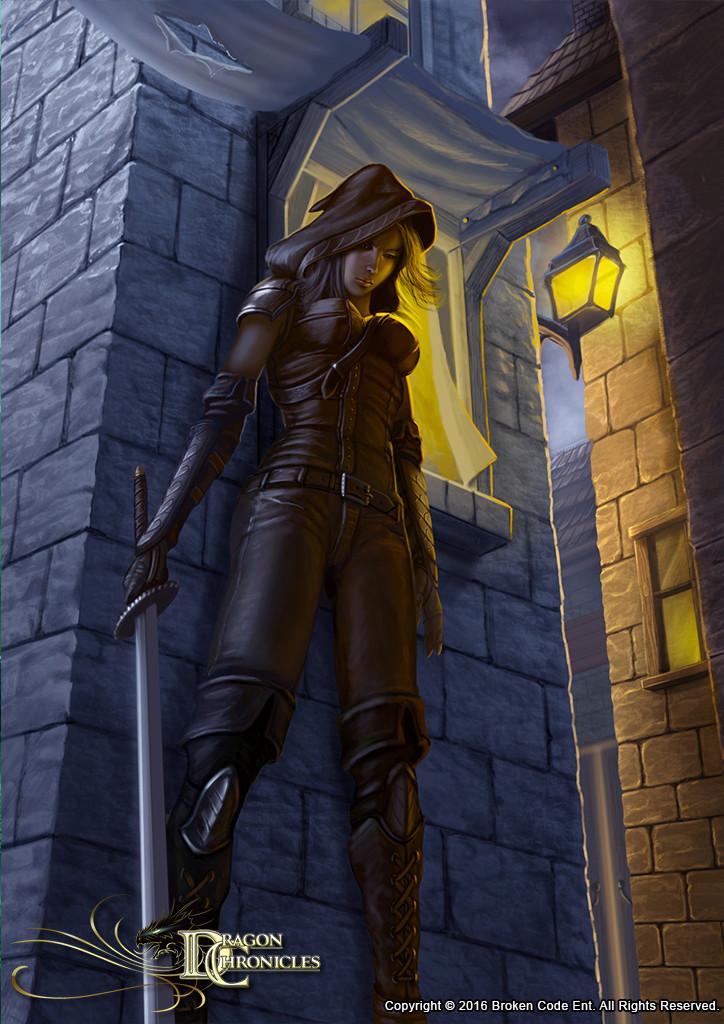 Rogue - Assassin - Dragon Chronicles