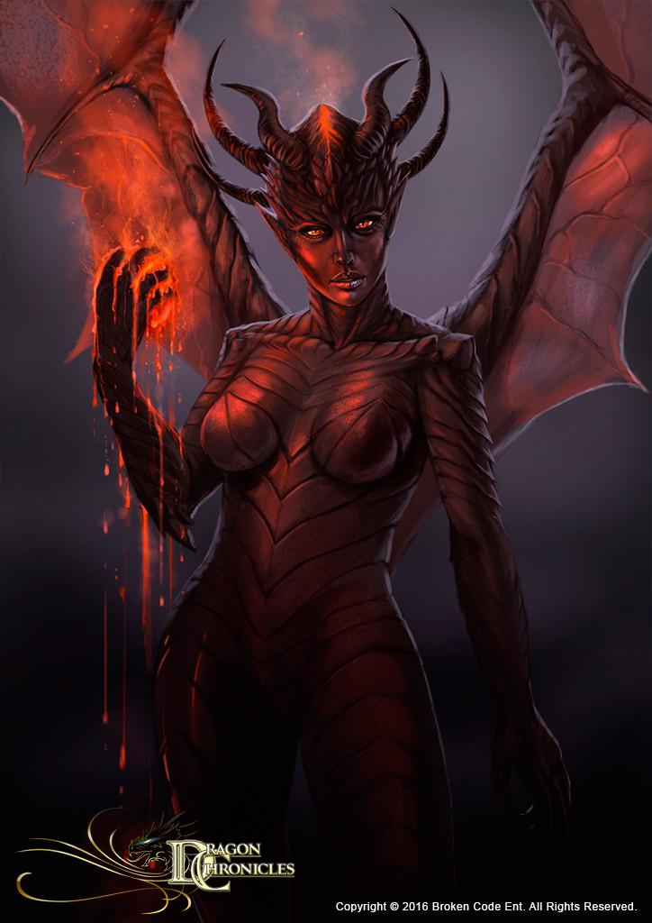 Drakaina - Dragon Chronicles