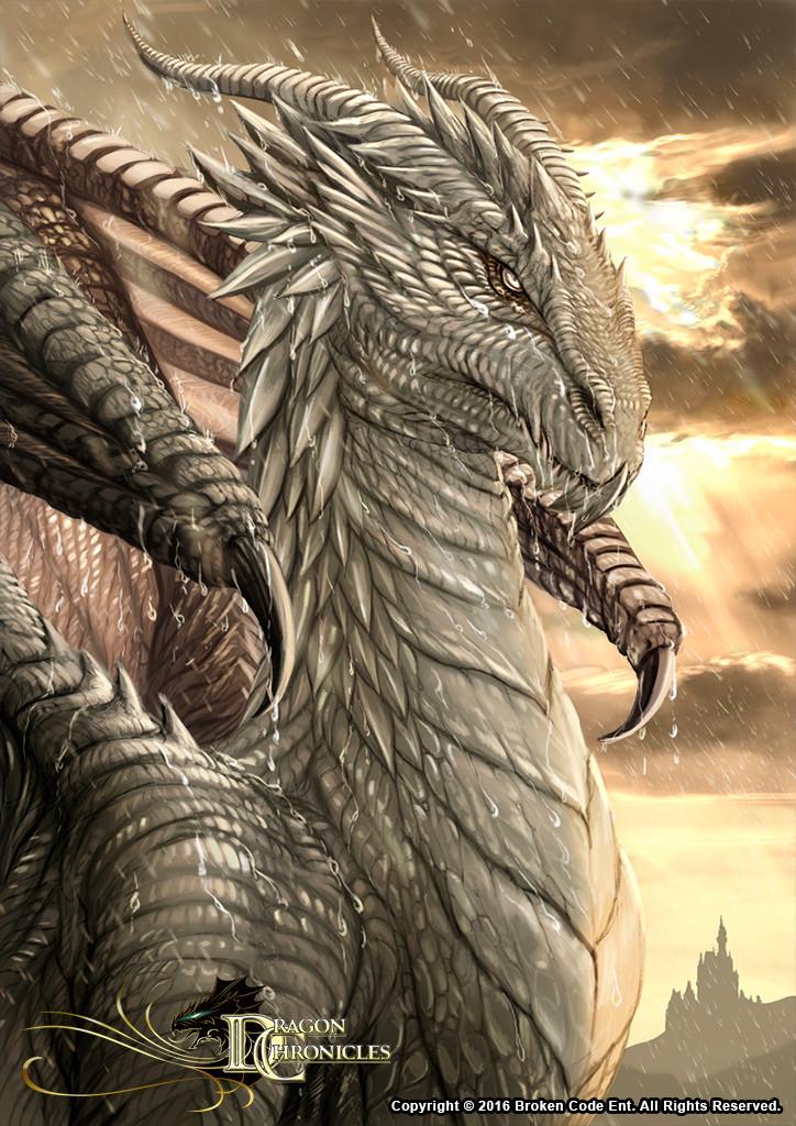 White Dragon - Dragon Chronicles