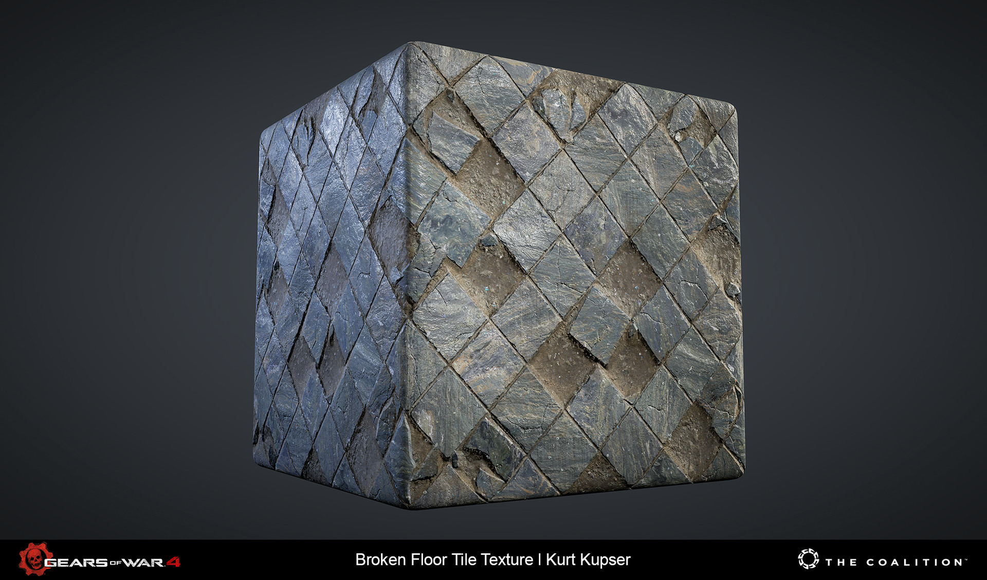 Kurt kupser floor tile broken 01
