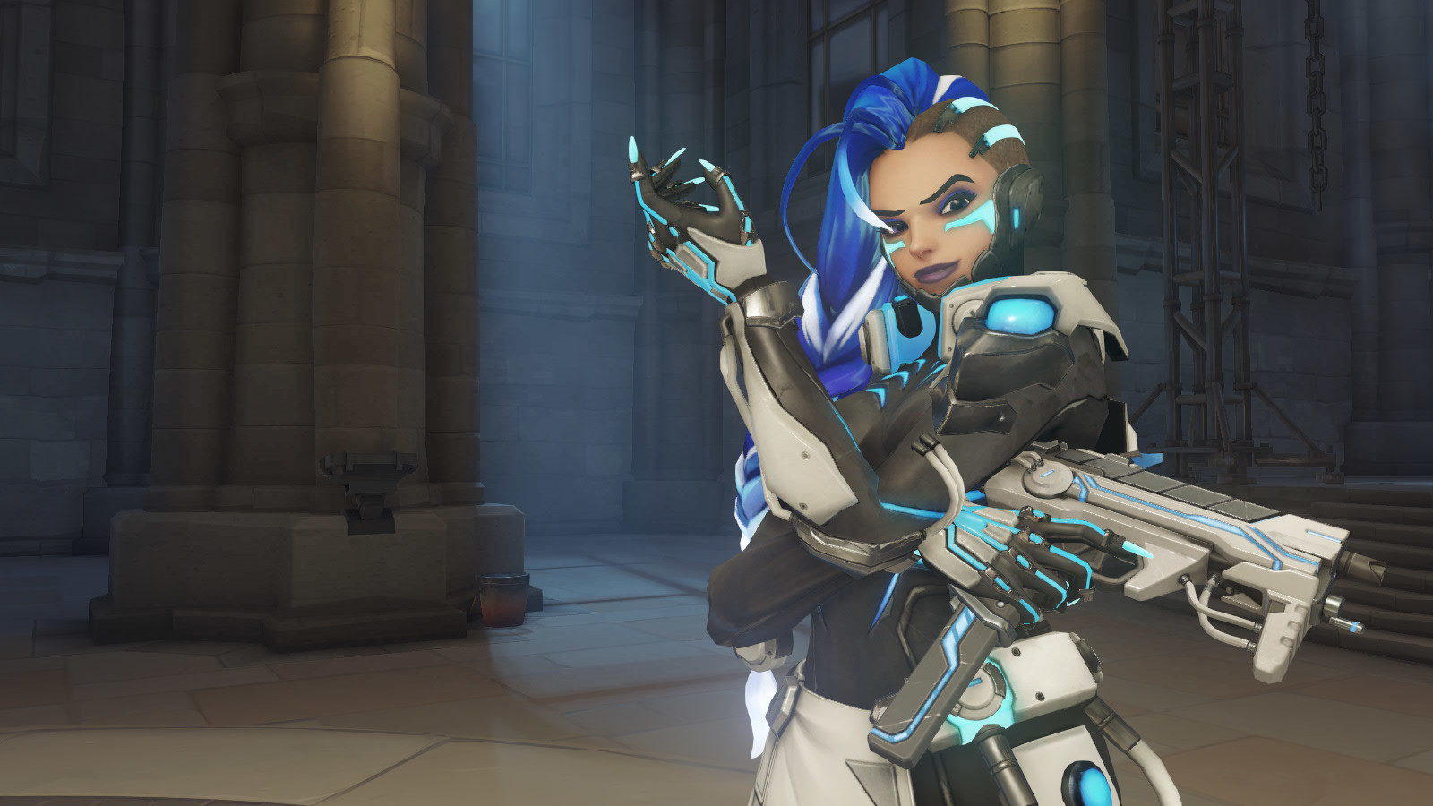 Hong Chan Lim Overwatch Sombra Legendary And Epic Skins