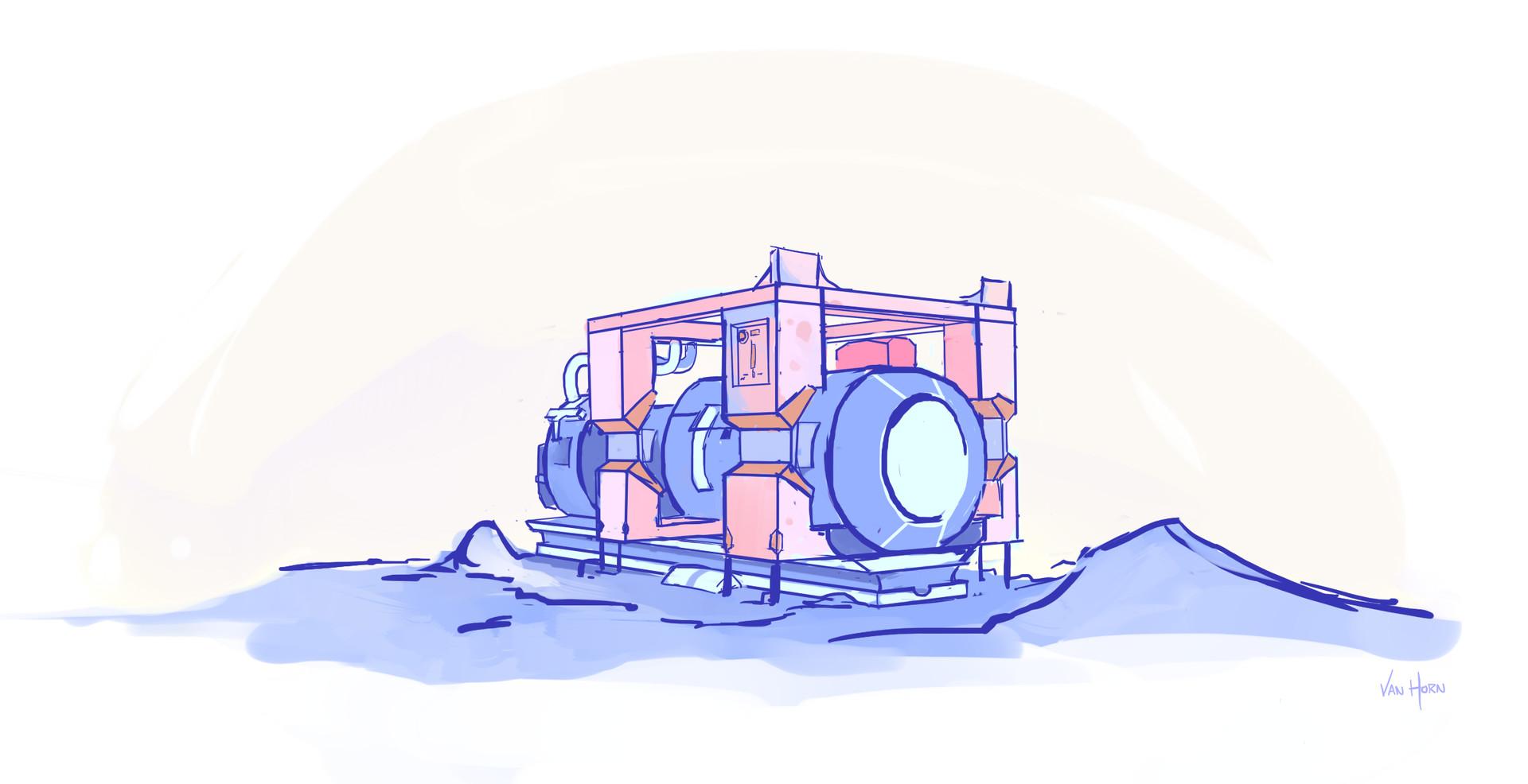 Power Generator - Concept