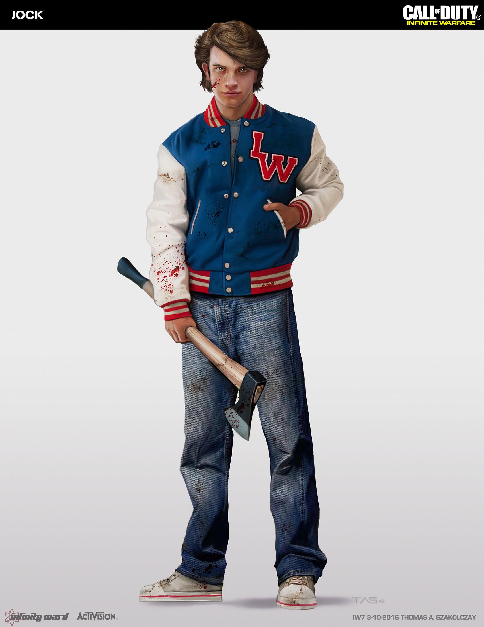 Thomas a szakolczay zom maincast jock