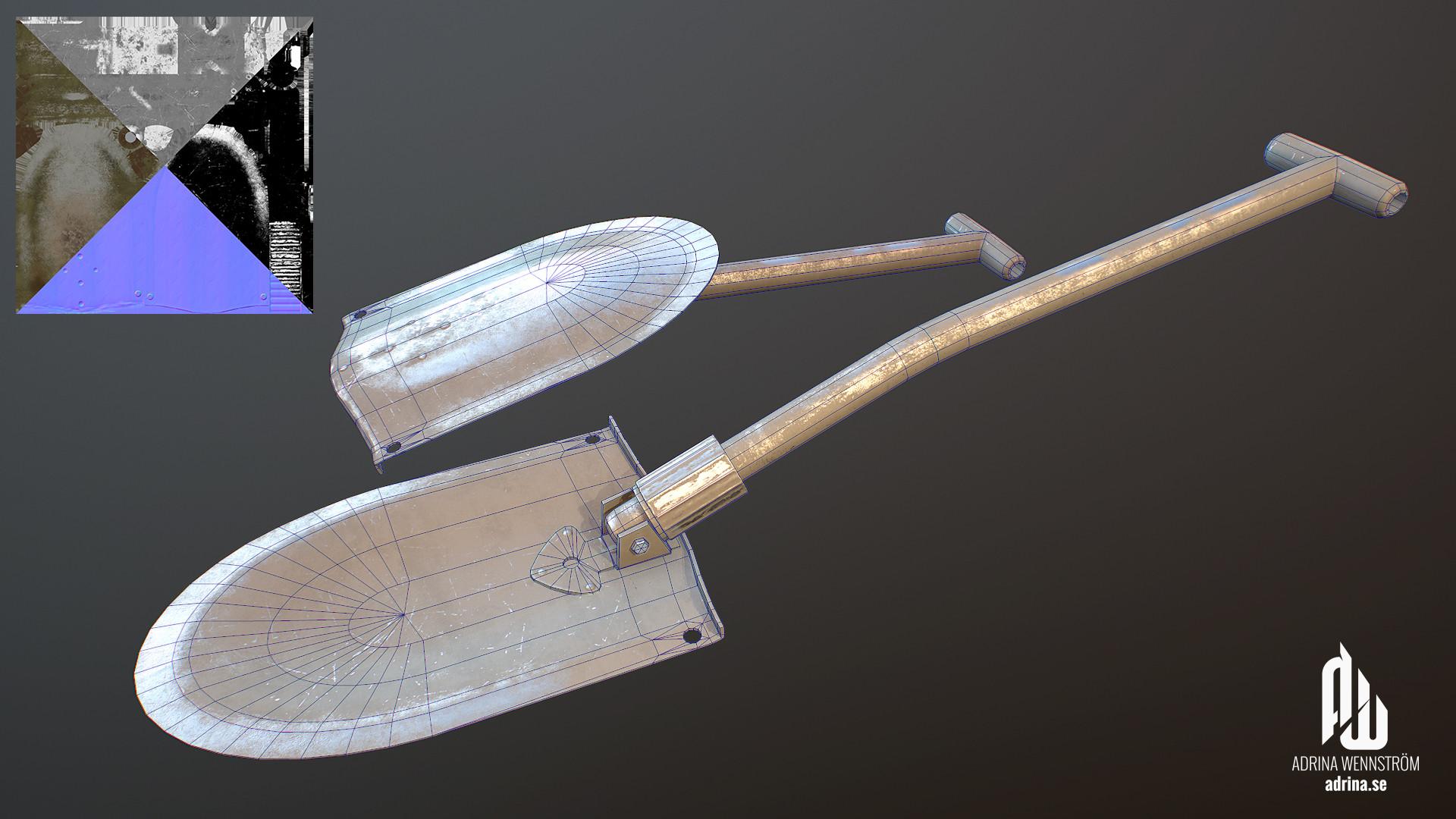 Adrina wennstrom shovel02