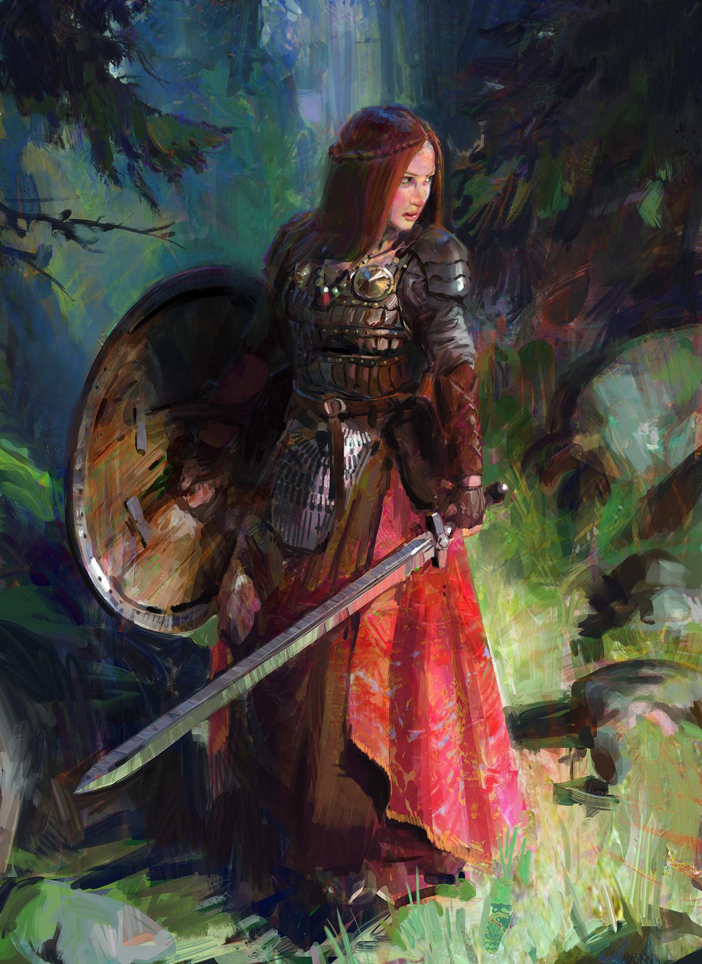 John wallin liberto vikingwoman2redhead6