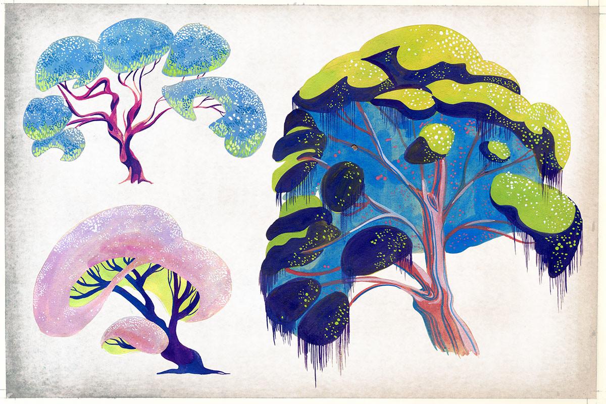 Elisa moriconi trees 02