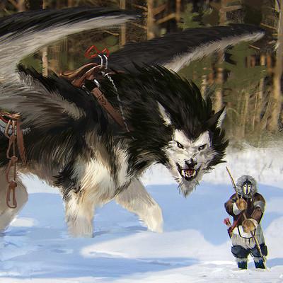 Bogdan marica bogdan mrk malamute dragon