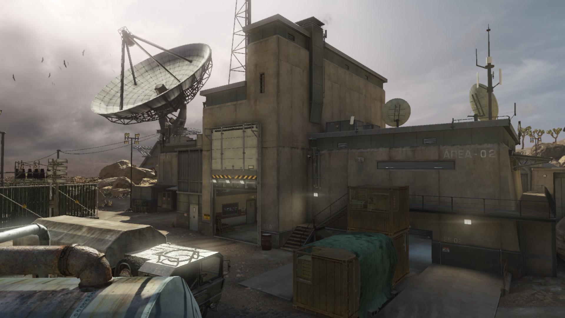 Raymond (Ray) Arriaga - COD Ghosts: Mutliplayer Map Overloard