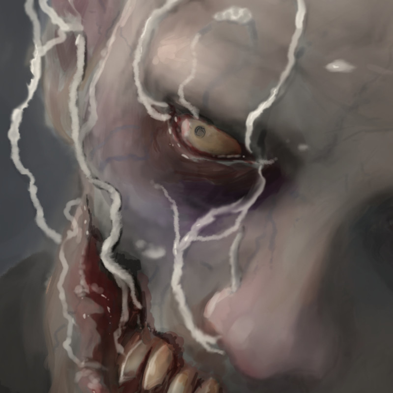 Zombie Roadworker