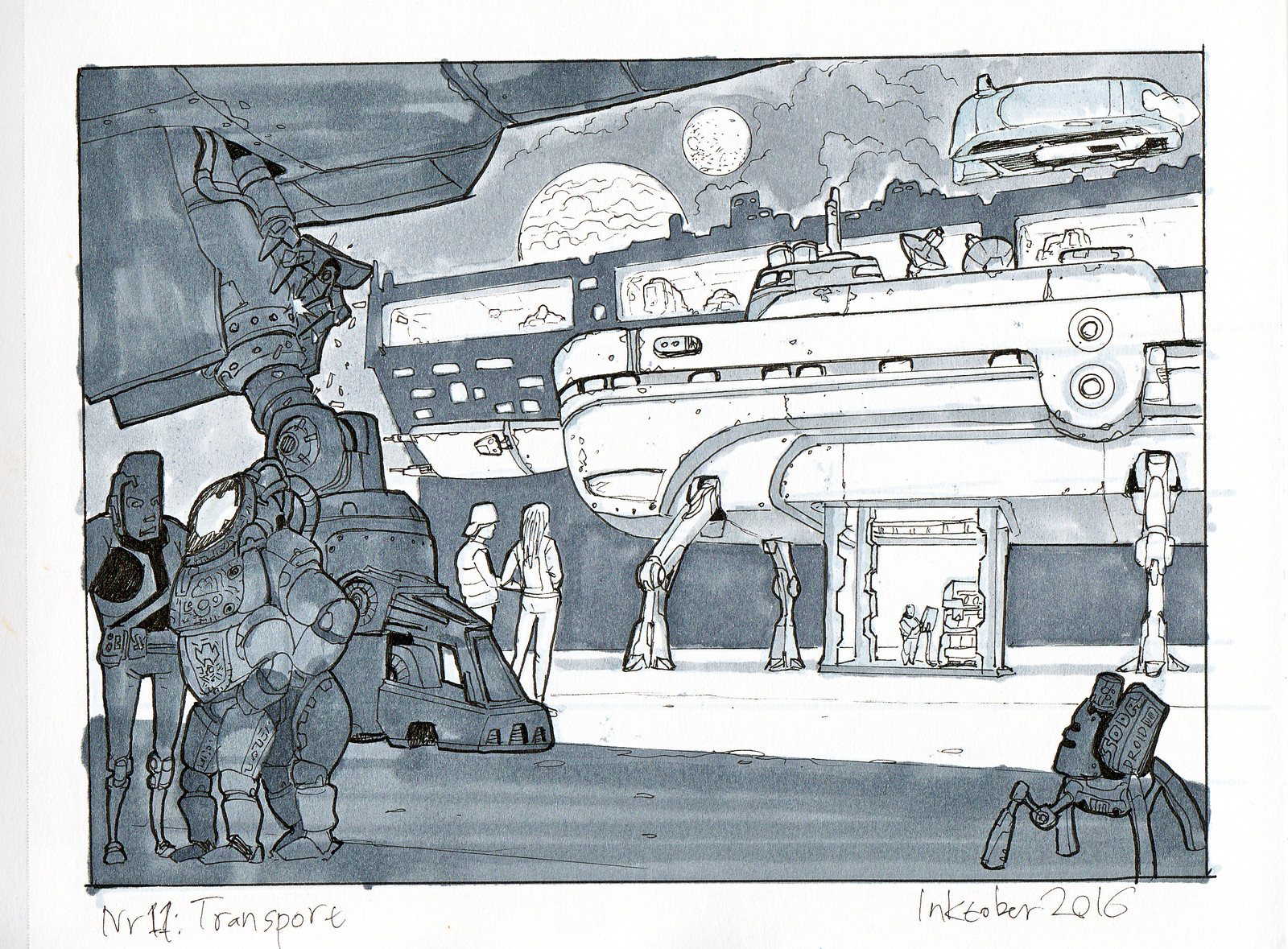 11: Transport