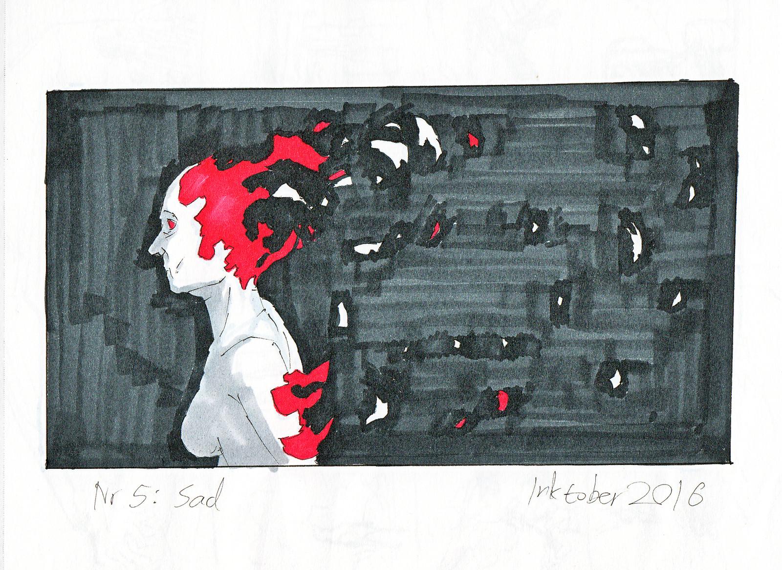 5: Sad