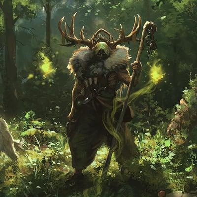 Teemu husso druid teemuhusso