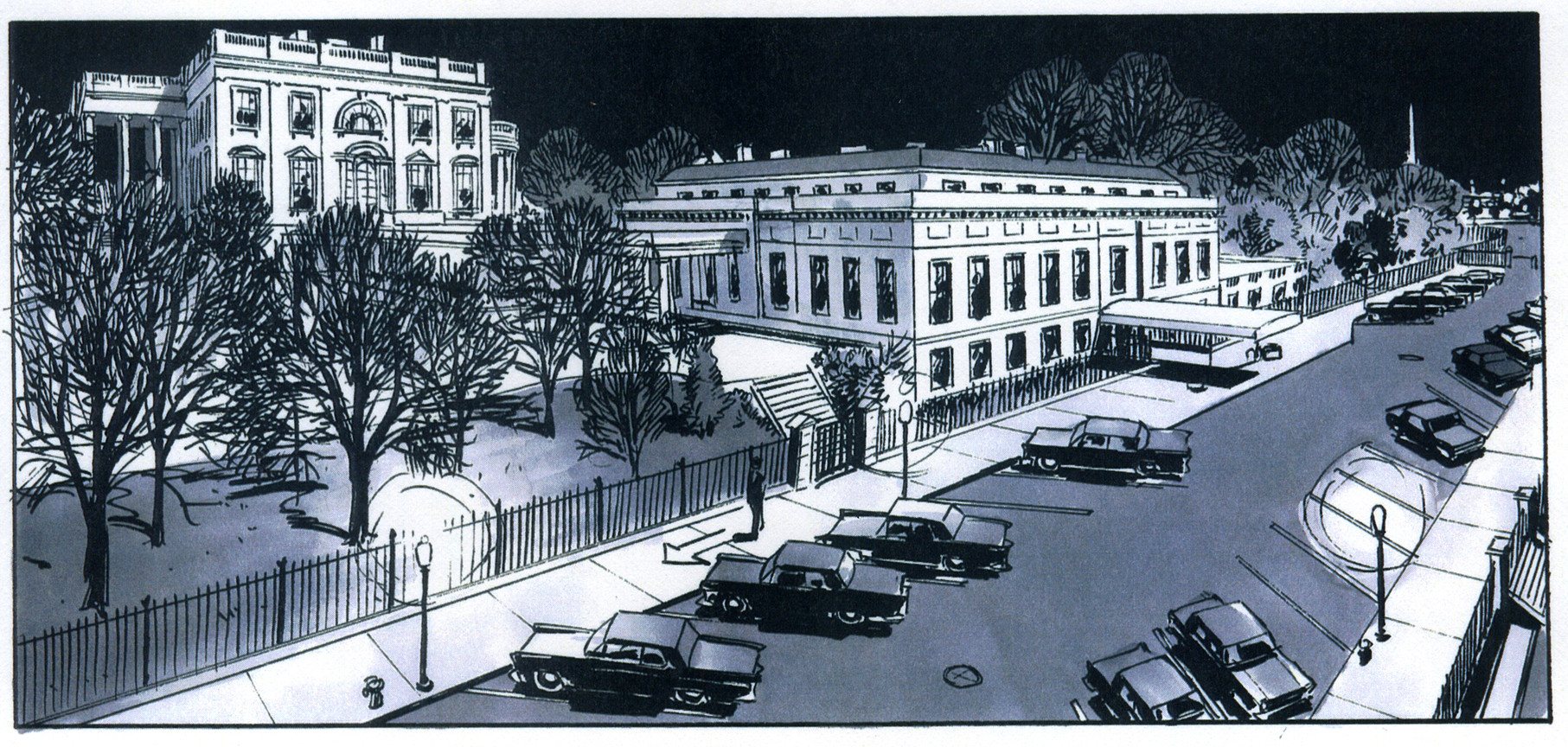 Rodolfo damaggio white house