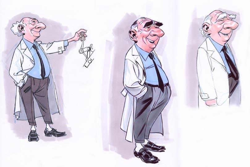 Rodolfo damaggio scientist