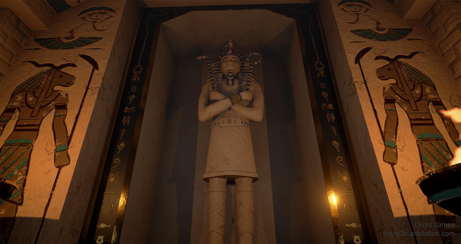 Lloyd james final shrine 131116