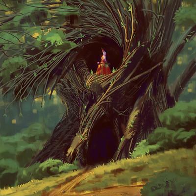 Harrison yinfaowei tree house harri