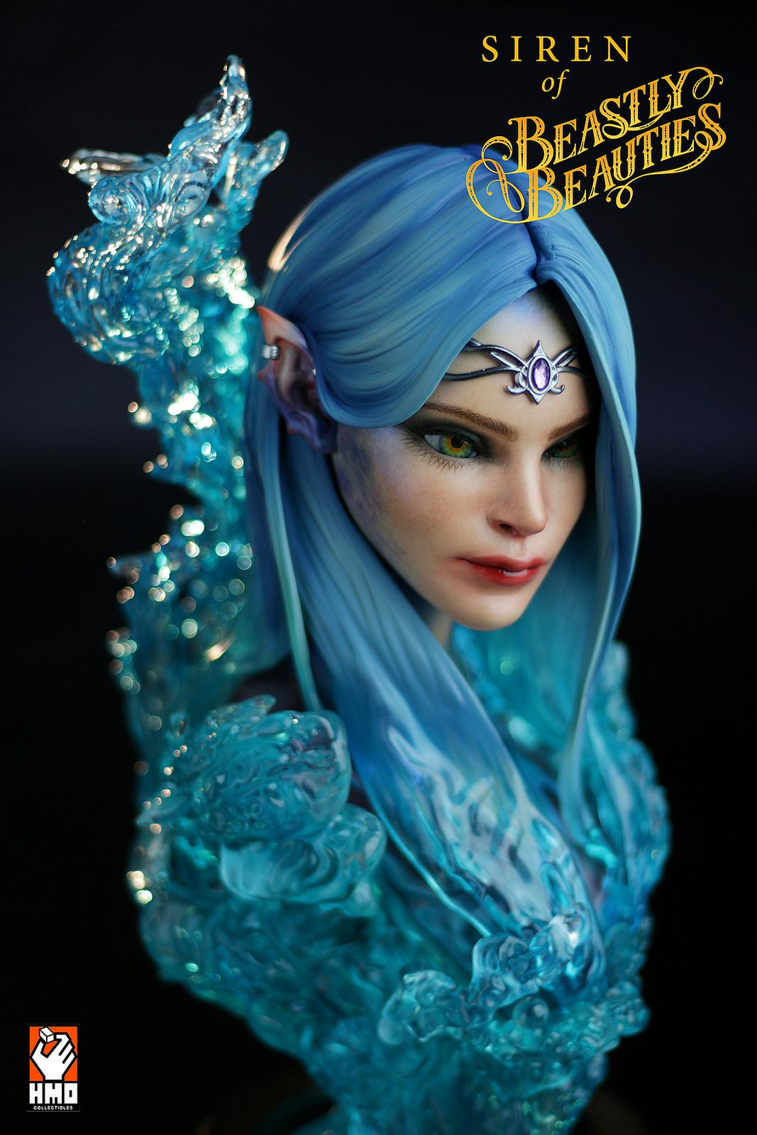Siren - Beastly Beauties