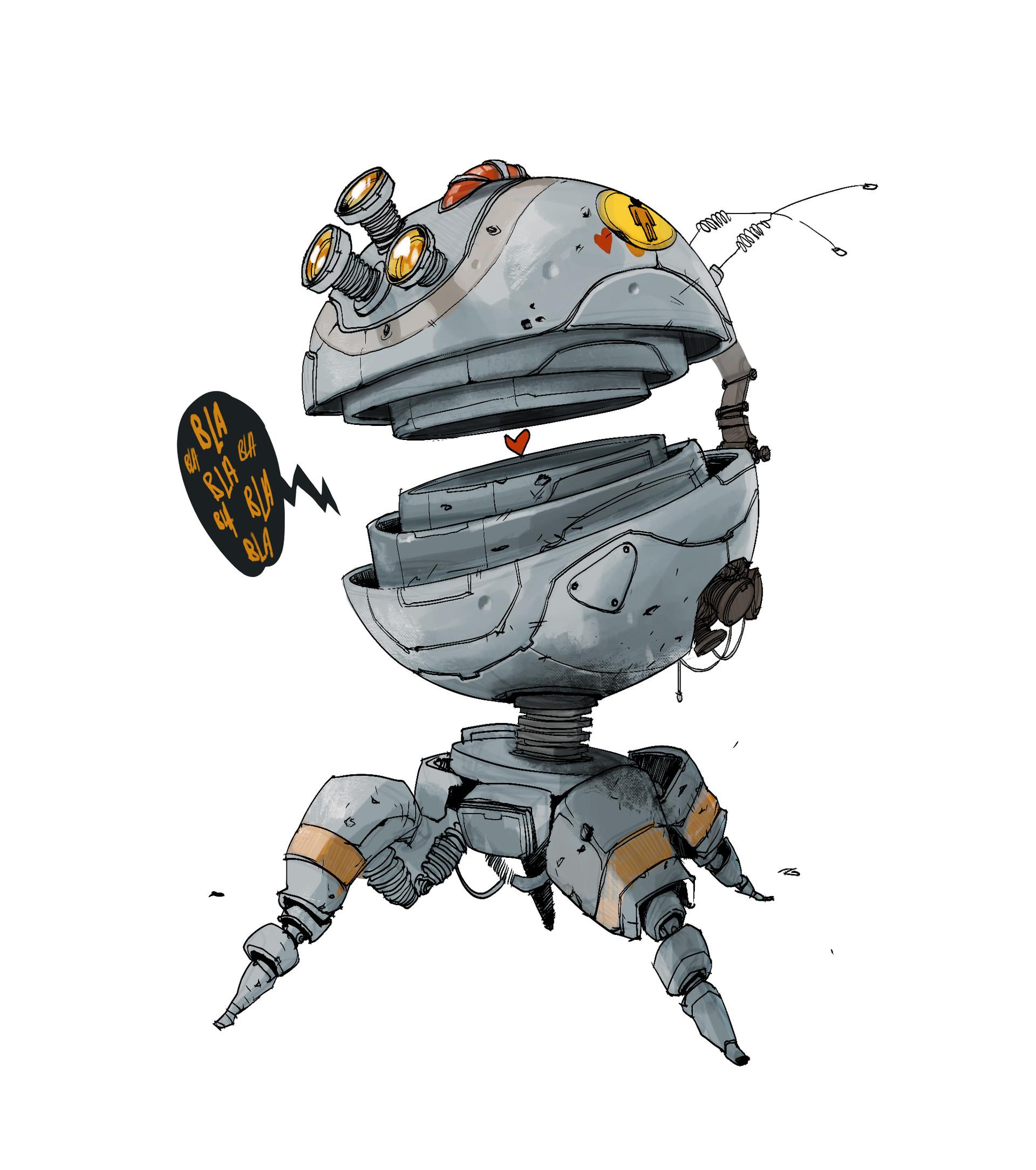 Hicham habchi cyborg
