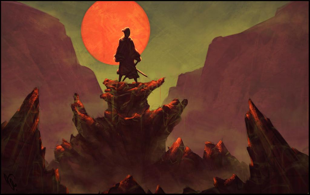 Angel ganev blood moon spitpaint 2 128 by angelganev dakr95p