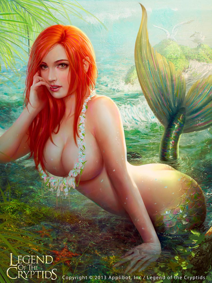 Erotica mermaid pics 489