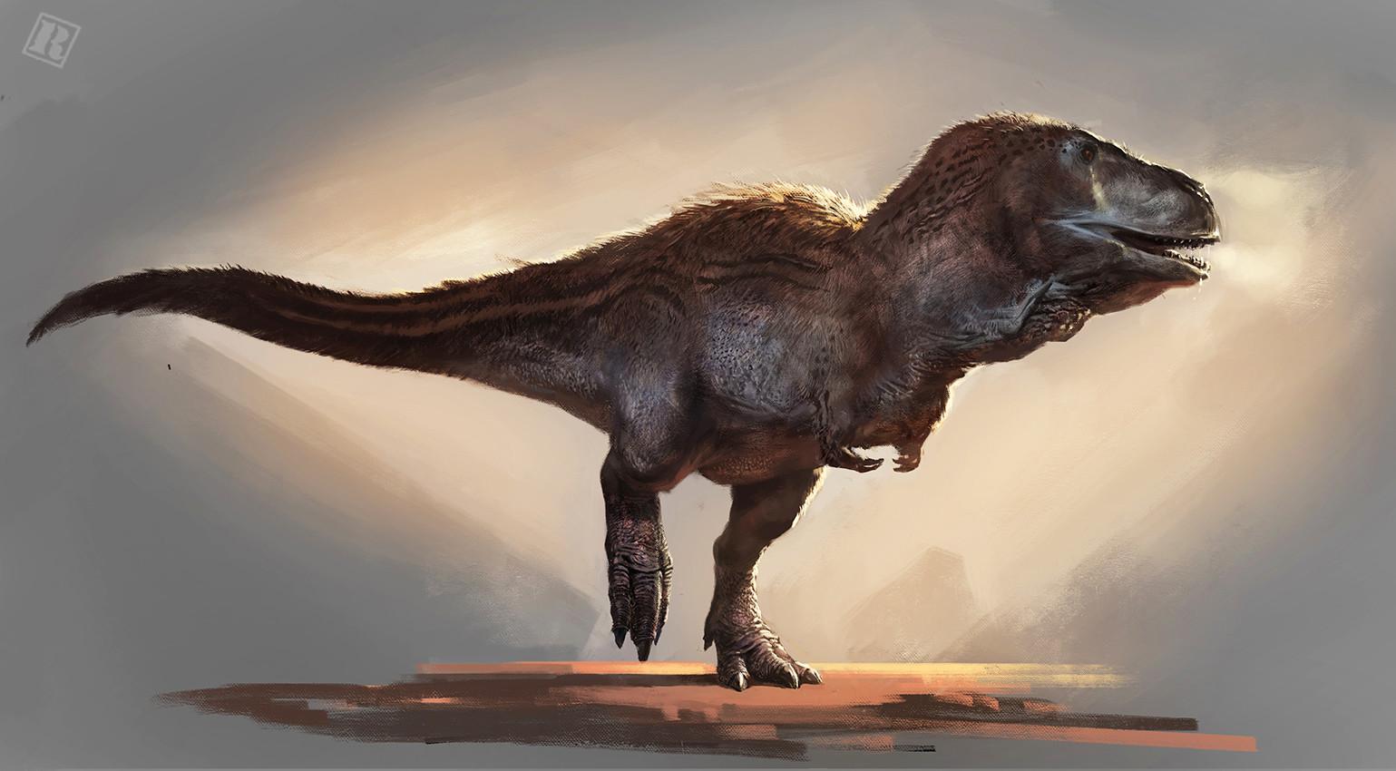 Tarbosaurus / Tyrannosaurus bataar