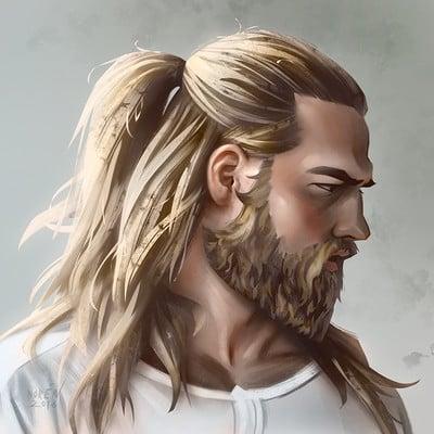 Magnus noren male face7